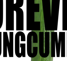 FOREVER KYUNGCUMBER #1 Sticker