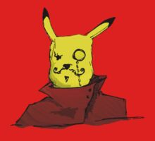 Pikachu the Stampede by Gas1312