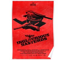 "Movie Poster - ""INGLOURIOUS BASTERDS"" Poster"