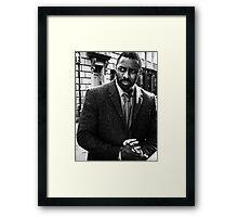 John Luther - 1 Framed Print