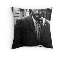 John Luther - 1 Throw Pillow