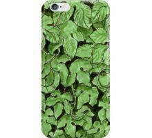 Hops pattern iPhone Case/Skin