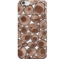 Wood pattern iPhone Case/Skin