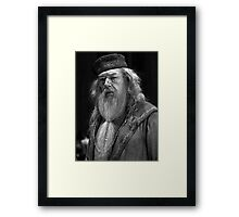 Professor Dumbledore Framed Print