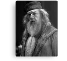 Professor Dumbledore Metal Print