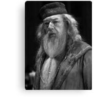 Professor Dumbledore Canvas Print
