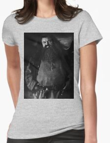 Hagrid Womens Fitted T-Shirt