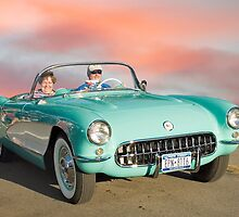 Classic Vette by wolftinz
