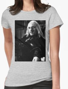 Lucius Malfoy Womens Fitted T-Shirt