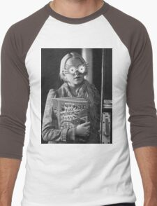 Luna Lovegood  Men's Baseball ¾ T-Shirt