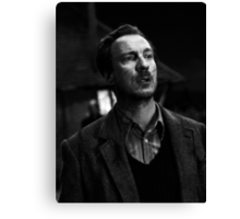 Professor Lupin Canvas Print