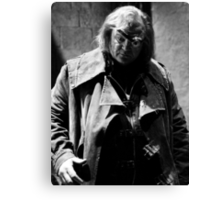 Mad Eye Moody Canvas Print