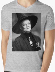 Professor McGonagall Mens V-Neck T-Shirt