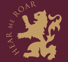 Game of Thrones - house Lannister sigil & words by housegrafton