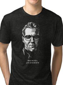 Daniel Jackson Stargate Tri-blend T-Shirt