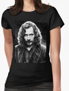 Sirius Black Womens Fitted T-Shirt