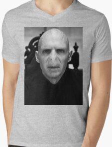 Lord Voldermort Mens V-Neck T-Shirt