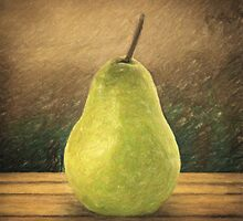 Pear by Taylan Soyturk