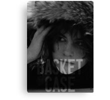 Basket Case - The Breakfast Club Canvas Print