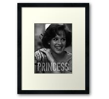 Princess - The Breakfast Club Framed Print