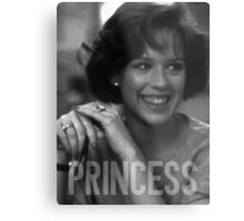 Princess - The Breakfast Club Metal Print
