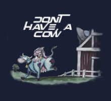 Don't have a Cow, Man! One Piece - Long Sleeve