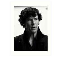 Sherlock 1 Art Print