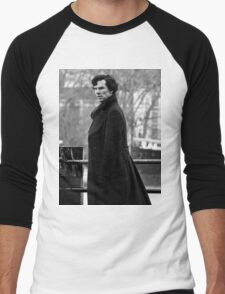 Sherlock 2 Men's Baseball ¾ T-Shirt