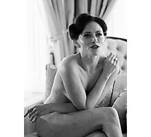 Irene Adler Photographic Print