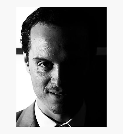 Moriarty 2 Photographic Print