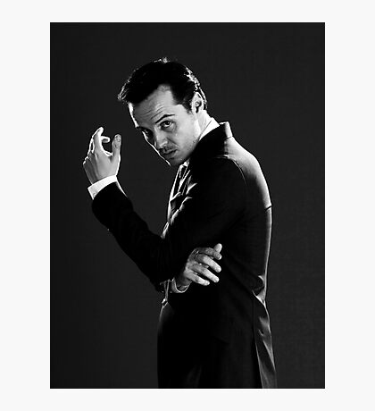 Moriarty 3 Photographic Print