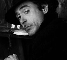 Holmes by ABRAHAMSAPI3N