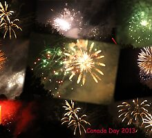 Canada Day 2013 by Stephen Thomas
