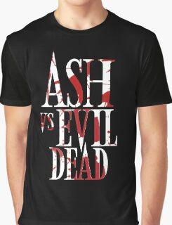 Ash Vs Evil Dead2 Graphic T-Shirt