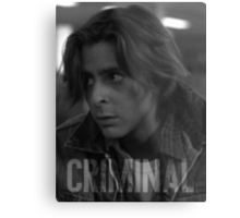 Criminal - The Breakfast Club Metal Print