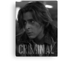 Criminal - The Breakfast Club Canvas Print
