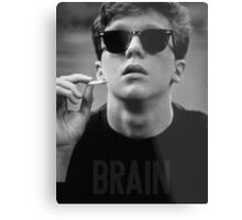 Brain - The Breakfast Club Metal Print