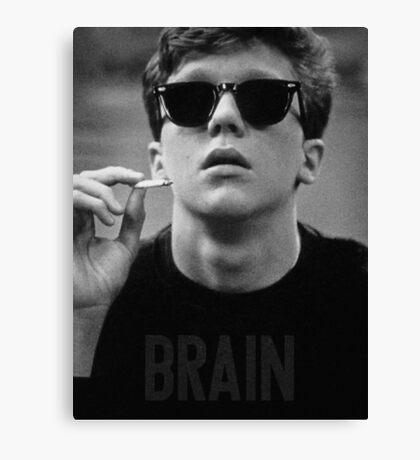 Brain - The Breakfast Club Canvas Print