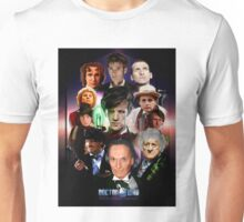 Doctor Who 50th anniversary Poster Unisex T-Shirt
