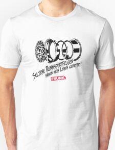 Rare Wheels. T-Shirt