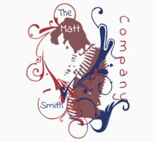 The Matt Smith Company T-Shirt Officiel V2 by TheMSCOfficiel