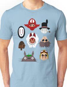 ghibli chraracters ~ 1 Unisex T-Shirt