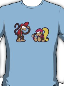 Stoopid Munkees - Diddy and Dixie T-Shirt