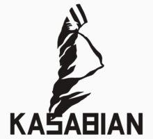 Kasabian Logo by AimLamb