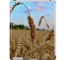 Harvest Time iPad Cover iPad Case/Skin