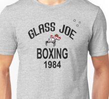 Punch-Out!!! Glass Joe Boxing Unisex T-Shirt