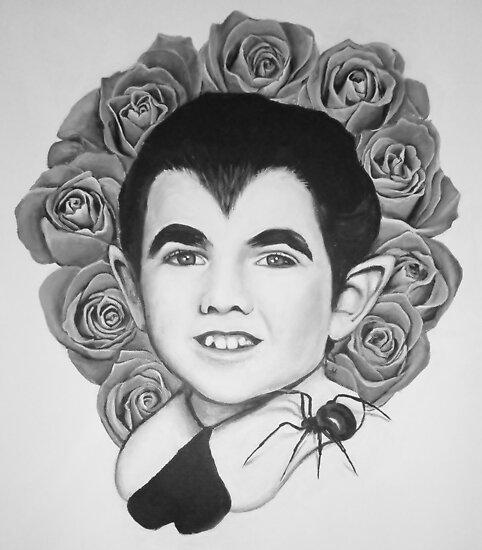 Eddie Roses Munster  by ARTANGELL