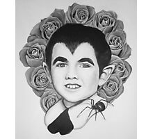 Eddie Roses Munster  Photographic Print