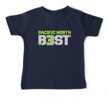 """VICTRS """"Pacific North B3ST"""" Baby Tee"""