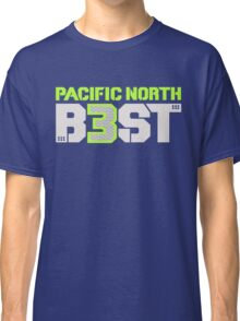 """VICTRS """"Pacific North B3ST"""" Classic T-Shirt"""